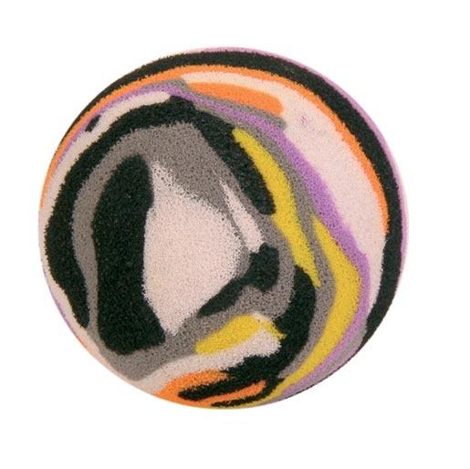 Hračka pro kočky Trixie duhový míč 4cm
