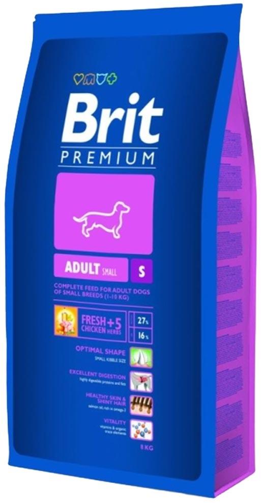 BRIT Premium Adult S 1kg