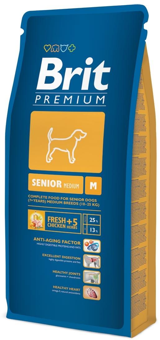 BRIT Premium Senior M 3kg