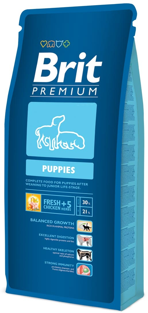 BRIT Premium Puppies 3kg