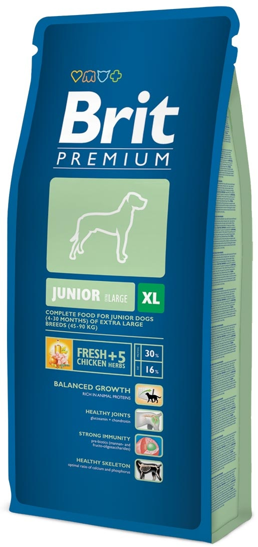 BRIT Premium Junior XL 3kg