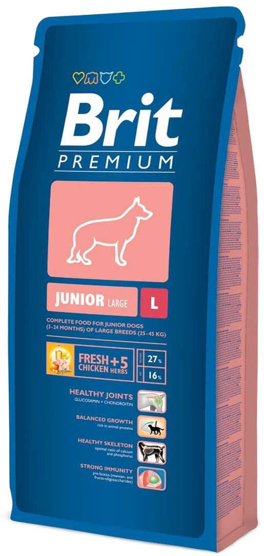 BRIT Premium Junior L 3kg