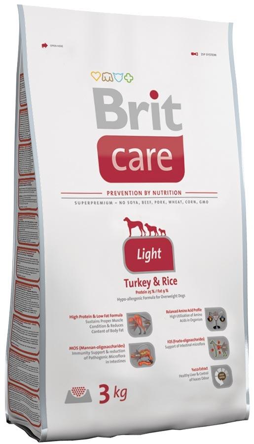 BRIT Care Adult Light Turkey 3kg