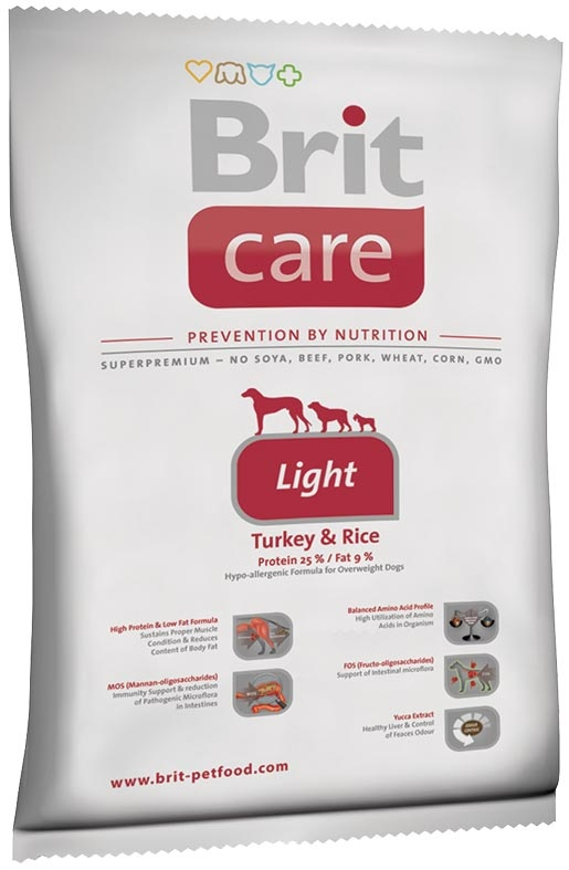 BRIT Care Adult Light Turkey 1kg