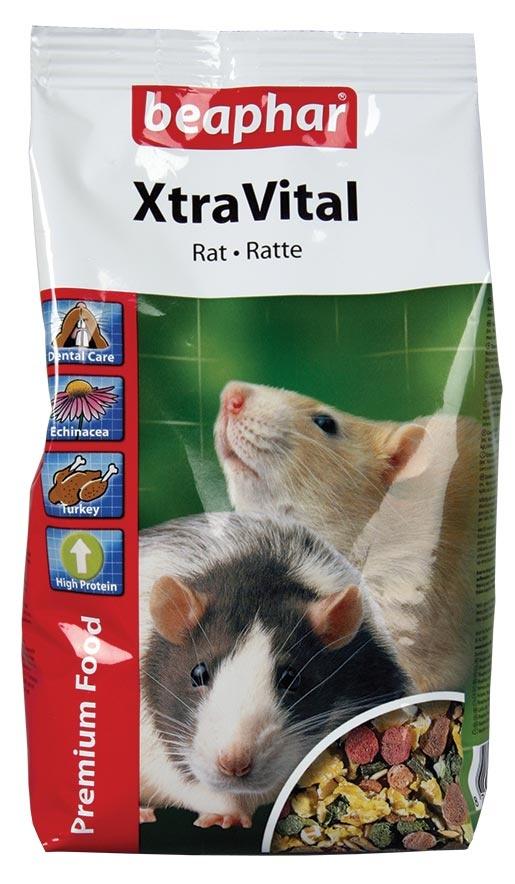 Krmivo Beaphar XtraVital Potkan 2.5kg