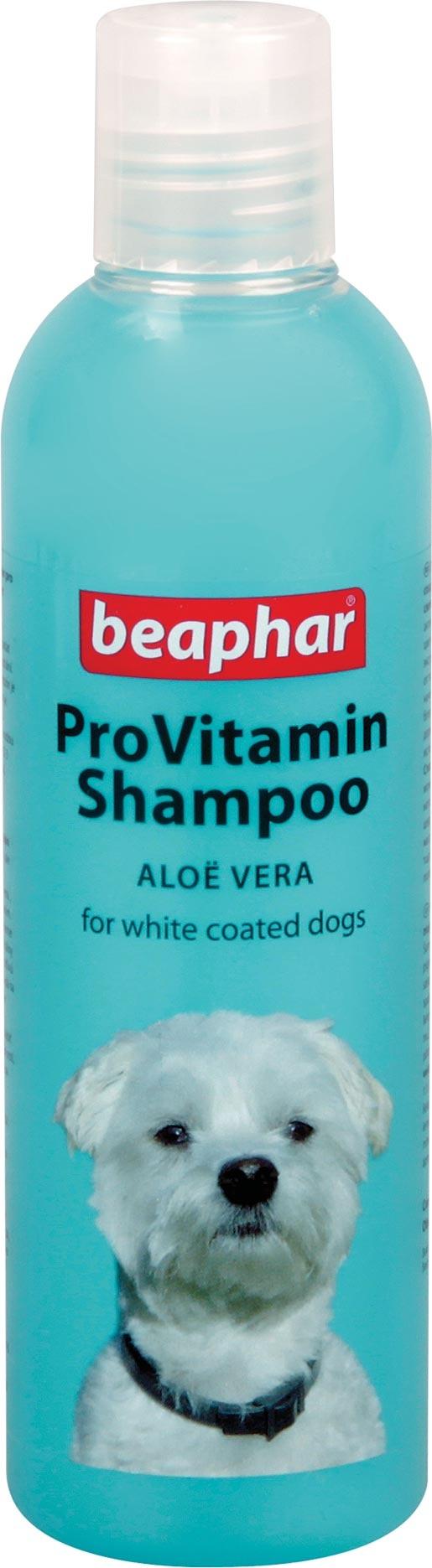 Beaphar šampón bílá srst 250ml
