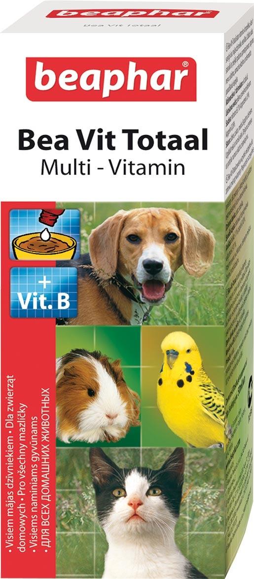 Kapky vitamínové Beaphar Vit Totaal