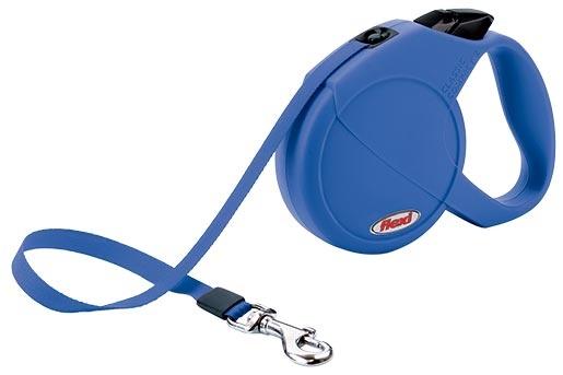Vodítko FLEXI Compact 2 modré