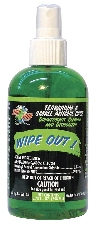 Čistič terarijní ZOO MED Wipe Out 1 258,8ml
