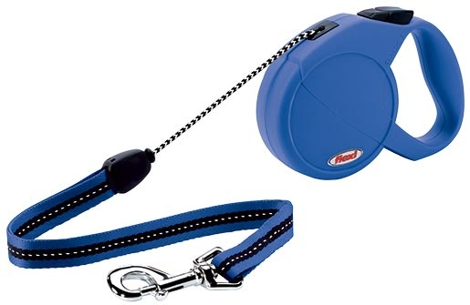 Vodítko FLEXI Classic modré L