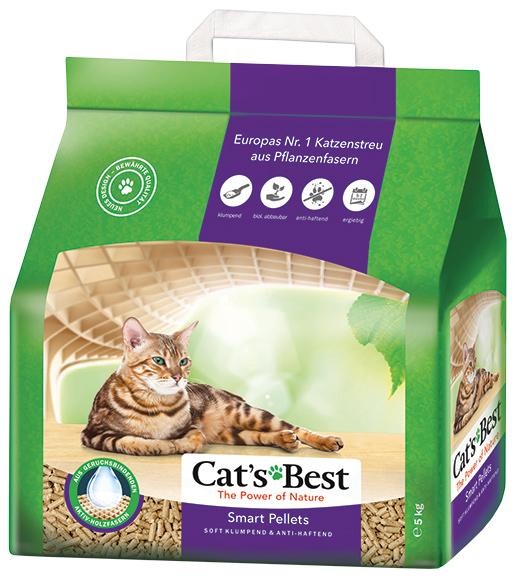 Cat´s Best Nature Gold Kočkolit JRS Cats Best Nature Gold 10l