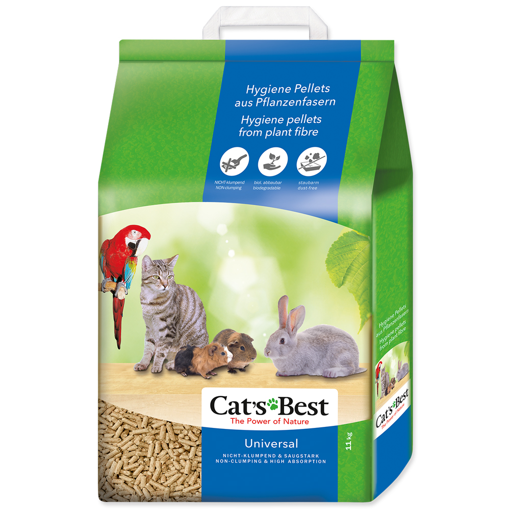 Cat´s Best Universal Kočkolit JRS Cats Best Universal 20l