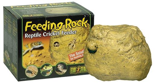 Krmítko Exo Terra skála Feeding Rock