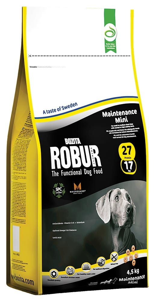 Bozita Robur ROBUR Maintenance Mini 4,5kg
