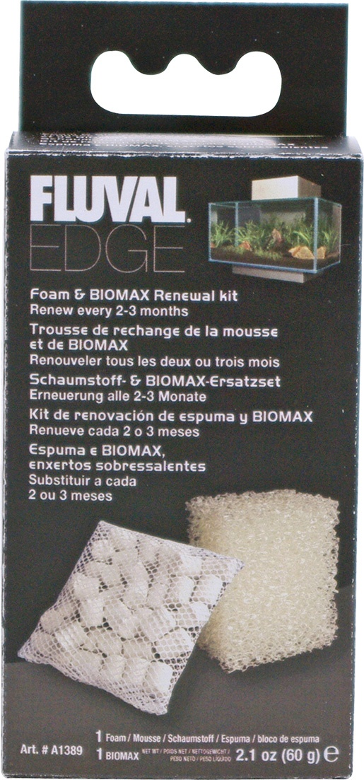 Náplň molitan a biomax FLUVAL Edge