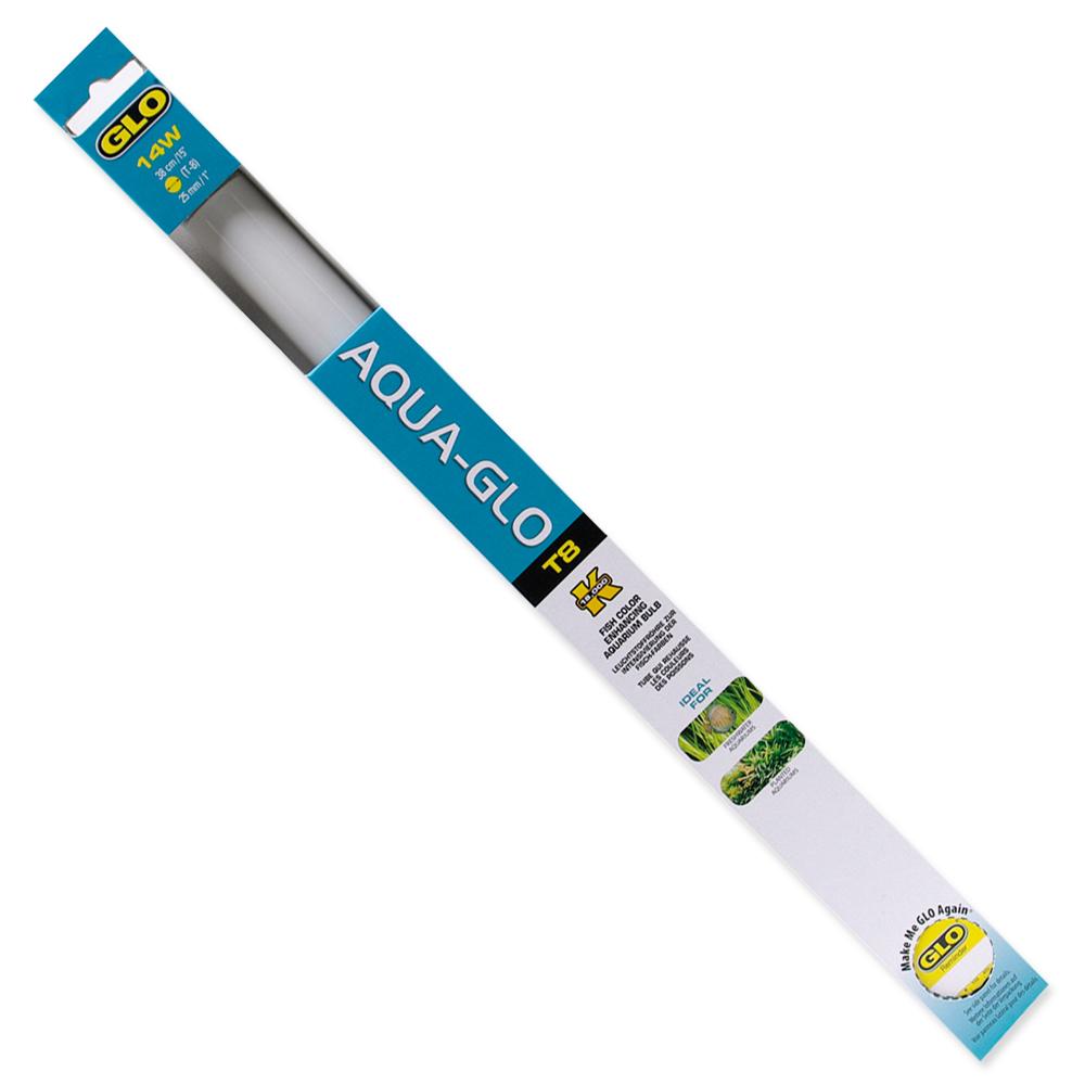 Fluval Zářivka Aqua GLO fialová T8 - 37 cm 14W