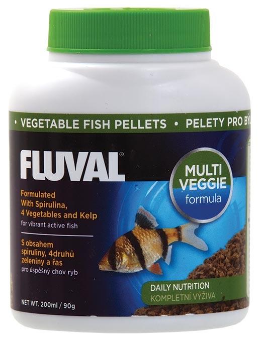 FLUVAL Vegetable Pellets 200ml