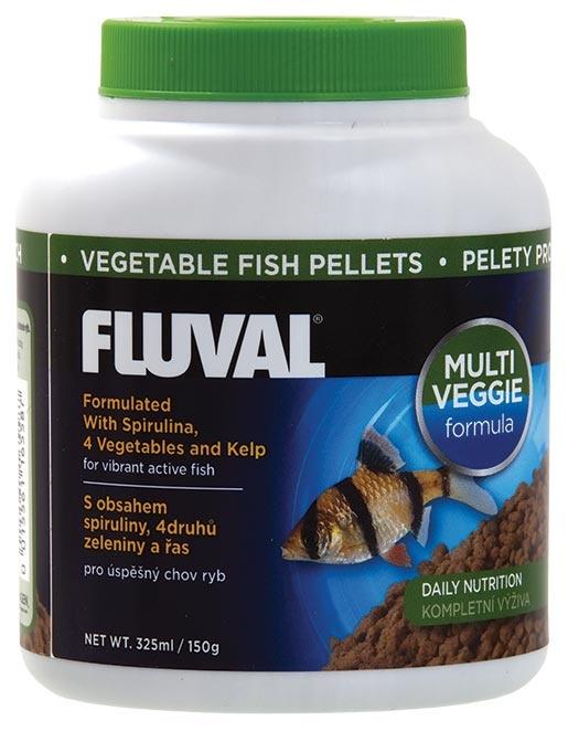 FLUVAL Vegetable Pellets 325ml