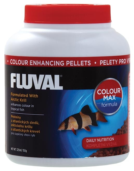 FLUVAL Color Enhancing Pellets 325ml