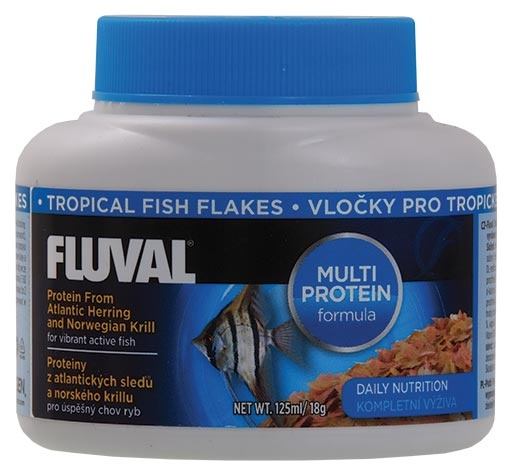 FLUVAL Tropical Flakes 125ml