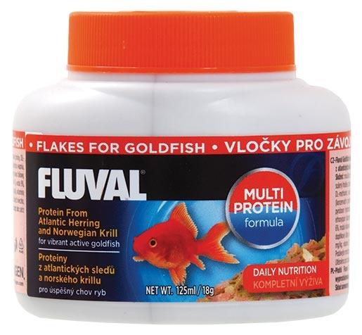 FLUVAL Goldfish Flakes 125ml