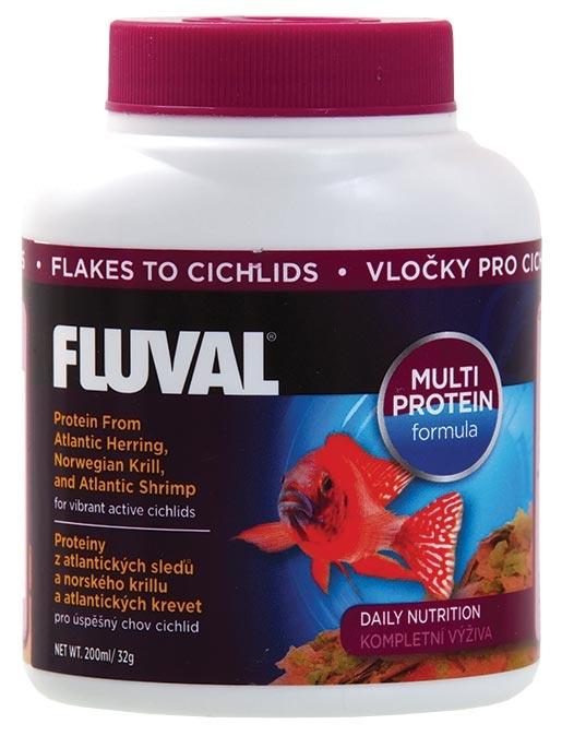 FLUVAL Cichlid Flakes 200ml