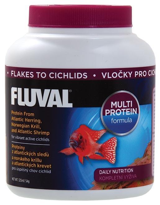FLUVAL Cichlid Flakes 325ml