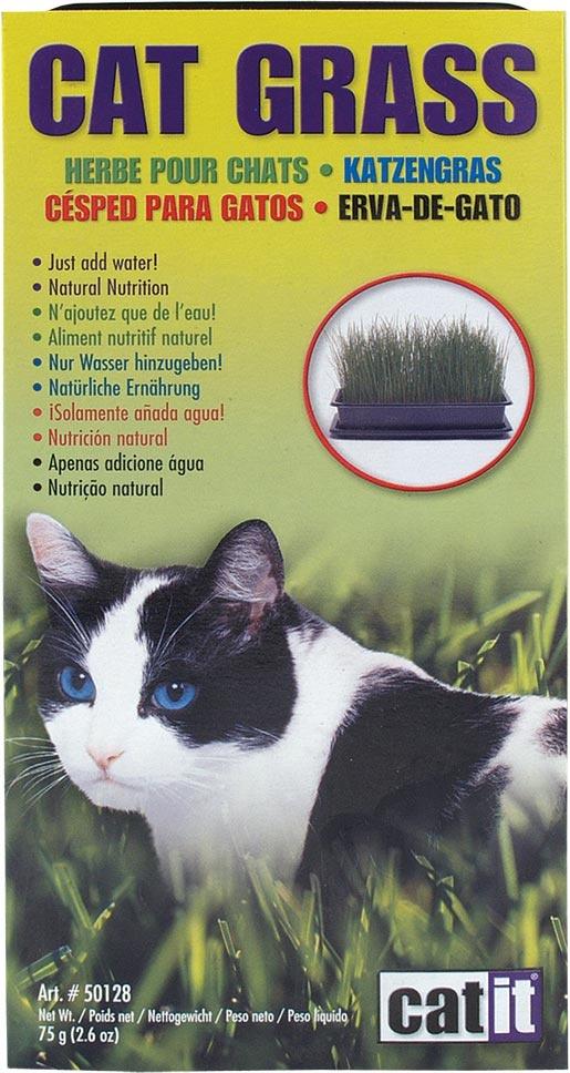 Tráva CAT IT na trávení 85g