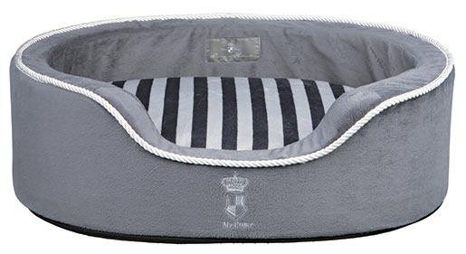 Pelíšek pro psy Trixie Prince 50*40cm šedá