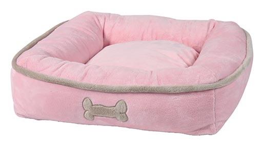 Pelech pro psy Barby Trixie růžová