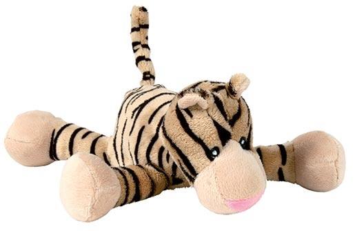 Hračka pro psy Trixie plyšový tygr se zvukem 20cm