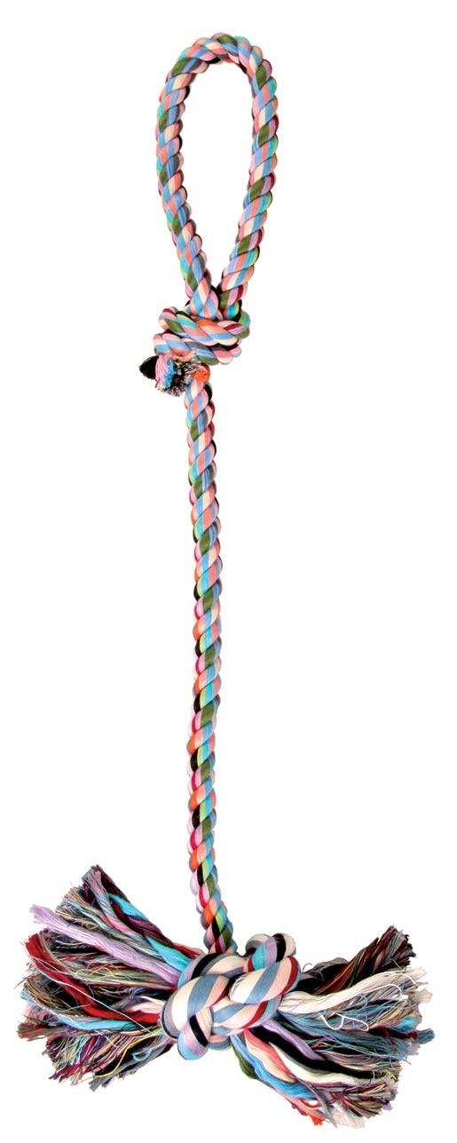 Hračka pro psy přetahovadlo Trixie Denta Fun 70cm*270g