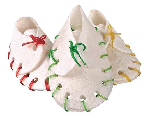 Žvýkací botičky pro psy Denta Fun Trixie 100g 10ks