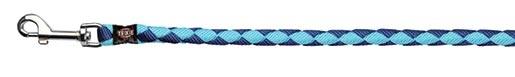 Vodítko pro psy Cavo Trixie S-M 1m*12mm modré