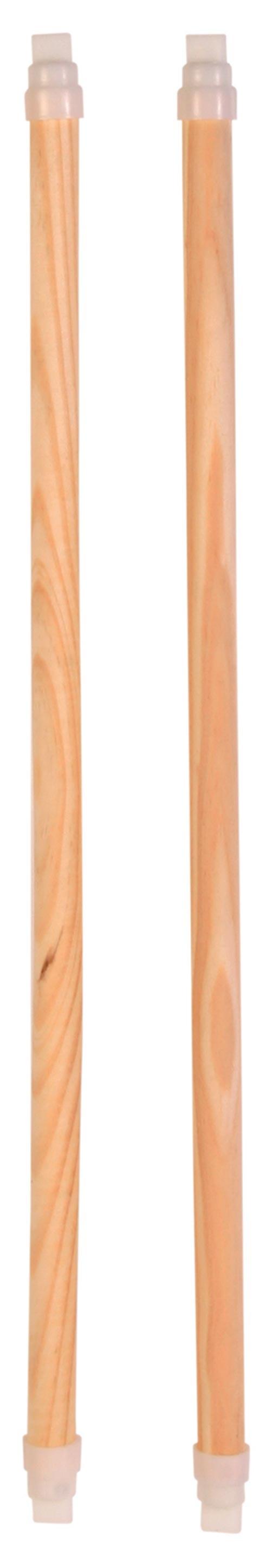 Bidýlko dřevěné Trixie 4ks 35cm*12mm