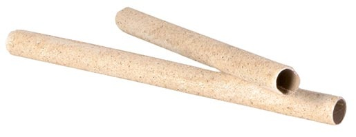 Bidýlko přírodní pískové Trixie 19,5cm 4 ks