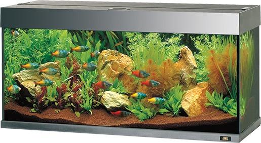 Akvárium set JUWEL Rio 180 černé 180l