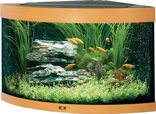 Akvárium set JUWEL Trigon 190 buk 190l