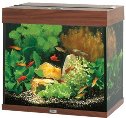 Akvárium set JUWEL Lido 120 tmavě hnědé 120l
