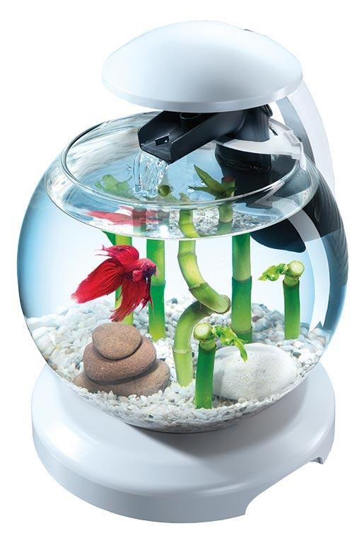 Akvárium set TETRA Cascade LED vínové 6,8l