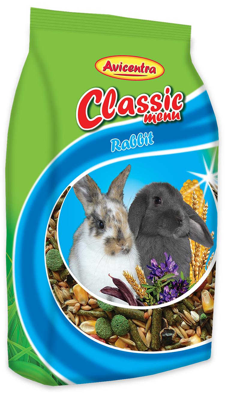 Krmivo AVICENTRA standart pro králíky 500g