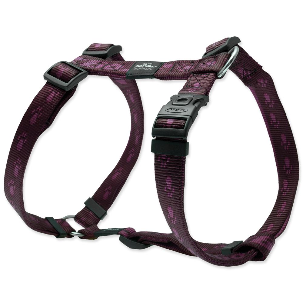 Postroj ROGZ Alpinist fialový XL