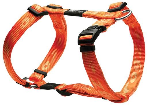Postroj ROGZ Alpinist oranžový L