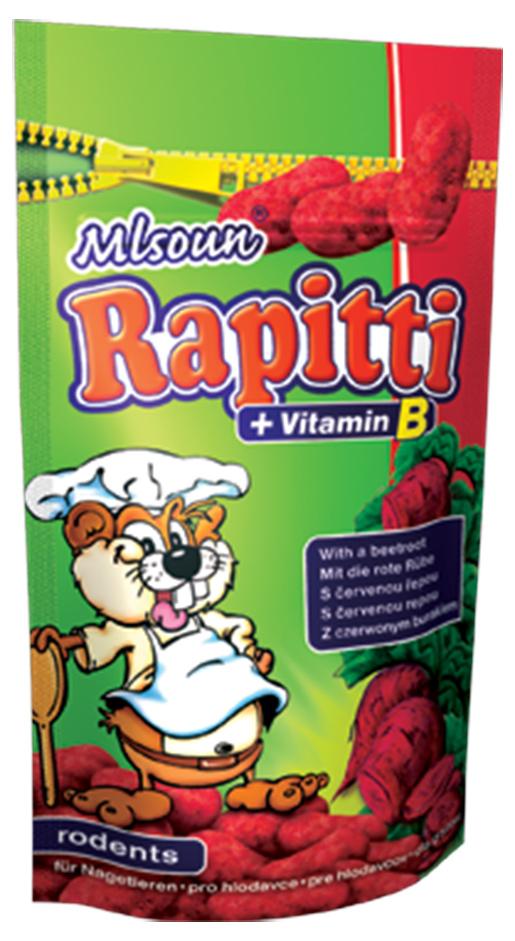 Mlsoun Rapitti s červenou řepou 50g