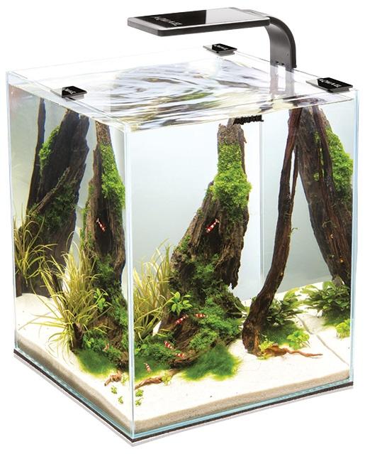 Akvárium set AQUAEL Shrimp Smart 20 x 20 x 25 cm 10l