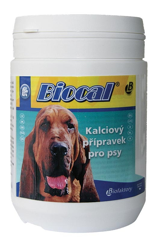 Biofaktory Biocal Plus 300g