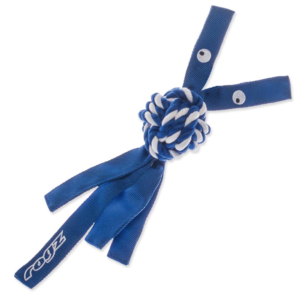 Hračka ROGZ CowBoyz provazová modrá L