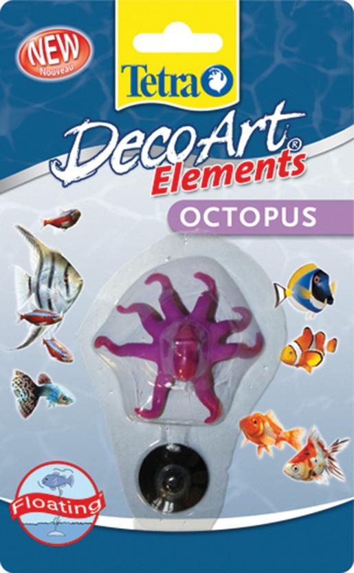 Dekorace TETRA DecoArt chobotnice