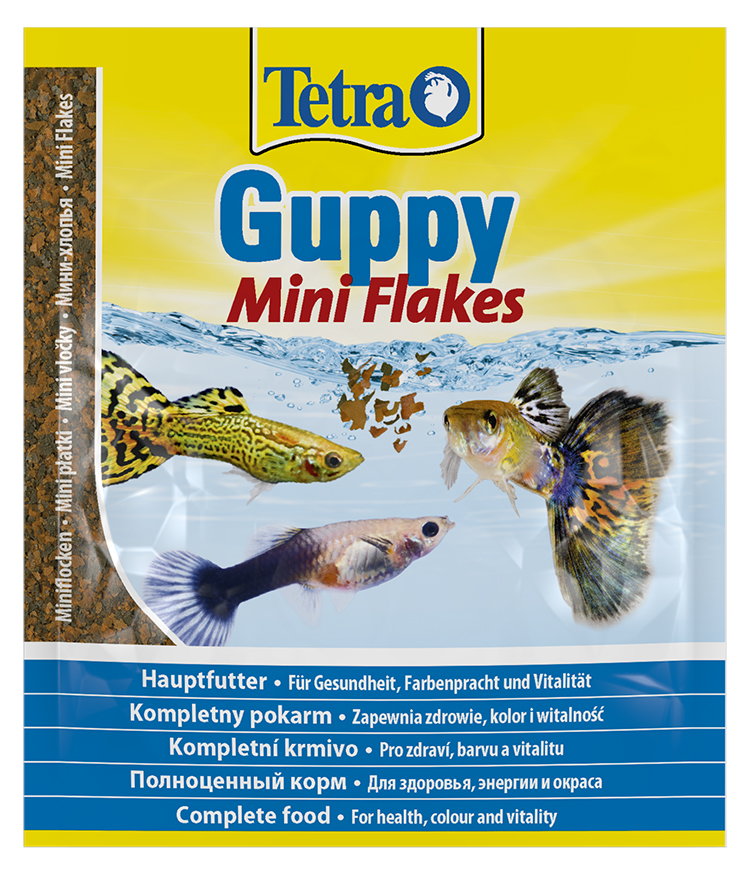 TETRA Guppy food sáček 12g
