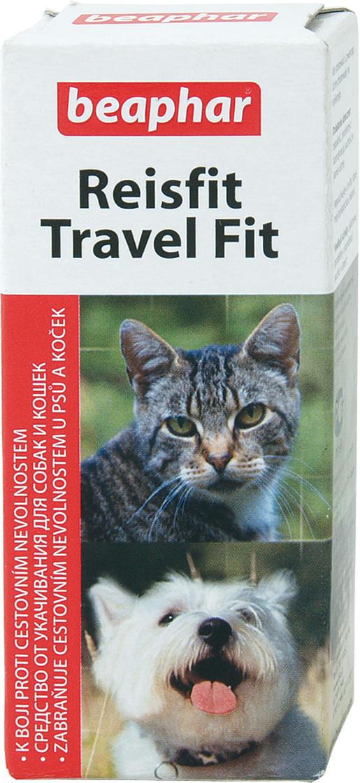 Tablety proti cestovní nevolnosti Beaphar Reisfit 10 tablet